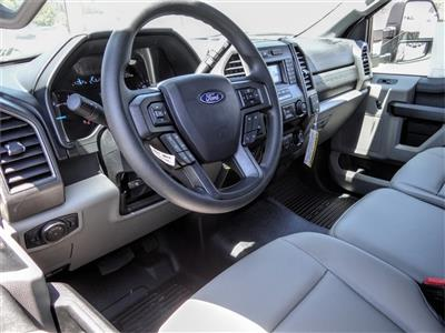 2020 Ford F-550 Regular Cab DRW 4x2, Scelzi WFB Flatbed #FL2859 - photo 8