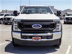 2020 Ford F-550 Regular Cab DRW 4x2, Scelzi WFB Flatbed #FL2859 - photo 7