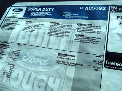 2020 Ford F-450 Regular Cab DRW 4x2, Scelzi WFB Flatbed #FL2866 - photo 12