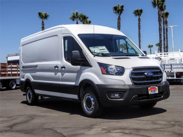 2020 Ford Transit 250 Med Roof RWD, Empty Cargo Van #FL2881 - photo 7