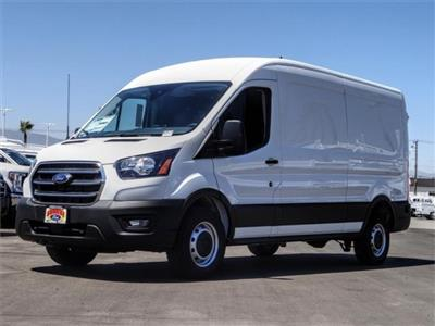 2020 Ford Transit 250 Med Roof RWD, Empty Cargo Van #FL2881 - photo 1