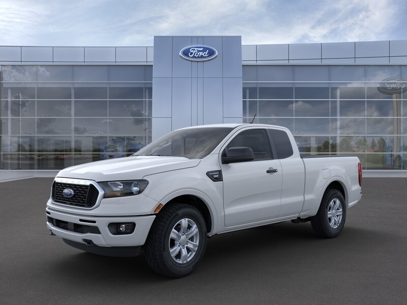 2020 Ford Ranger Super Cab 4x2, Pickup #FL2882 - photo 1