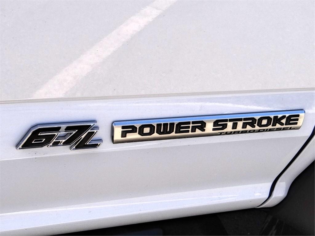 2020 Ford F-550 Regular Cab DRW 4x2, Scelzi Stake Bed #FL2886 - photo 12