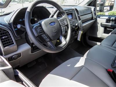 2020 Ford F-550 Regular Cab DRW 4x2, Scelzi Stake Bed #FL2886 - photo 8