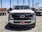 2020 Ford F-550 Regular Cab DRW 4x2, Scelzi Stake Bed #FL2886 - photo 7