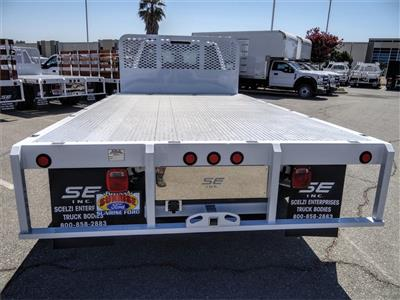 2020 Ford F-550 Regular Cab DRW 4x2, Scelzi WFB Flatbed #FL2887 - photo 9