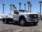 2020 Ford F-550 Regular Cab DRW 4x2, Scelzi WFB Flatbed #FL2903 - photo 6
