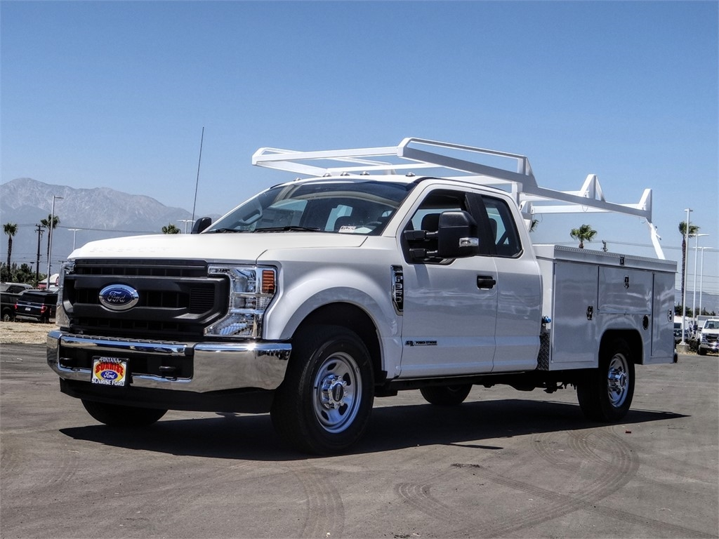 2020 Ford F-350 Super Cab 4x2, Scelzi Signature Service Body #FL2904 - photo 1