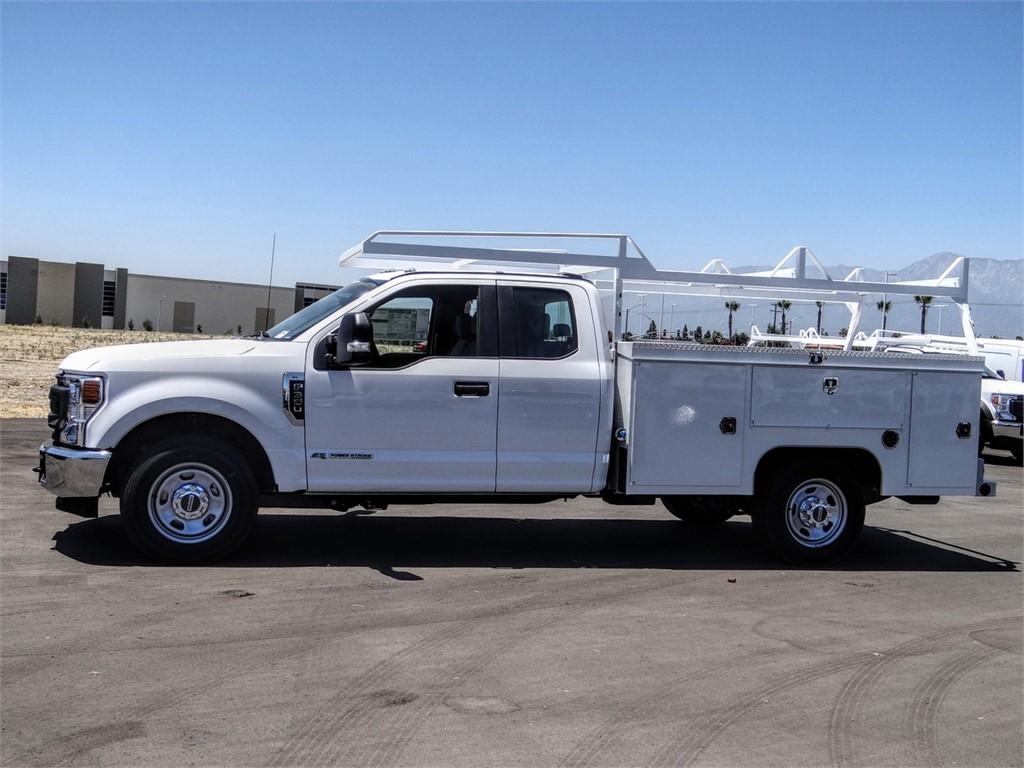 2020 Ford F-350 Super Cab 4x2, Scelzi Signature Service Body #FL2904 - photo 3
