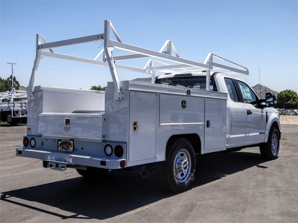 2020 Ford F-350 Super Cab 4x2, Scelzi Signature Service Body #FL2904 - photo 4
