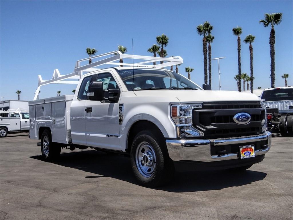 2020 Ford F-350 Super Cab 4x2, Scelzi Signature Service Body #FL2904 - photo 6