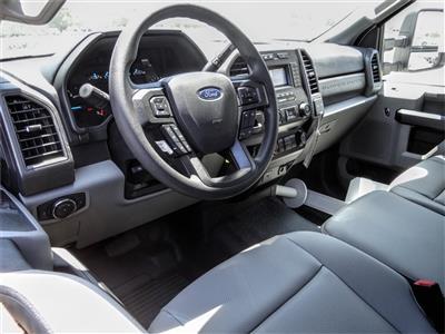 2020 Ford F-550 Regular Cab DRW 4x2, Scelzi WFB Stake Bed #FL2923 - photo 9