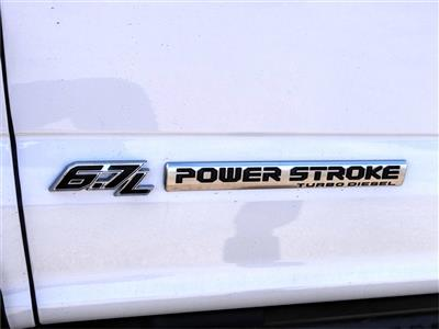 2020 Ford F-550 Regular Cab DRW 4x2, Scelzi WFB Stake Bed #FL2923 - photo 8