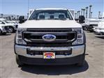 2020 Ford F-550 Regular Cab DRW 4x2, Scelzi WFB Stake Bed #FL2923 - photo 7