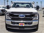2020 Ford F-550 Regular Cab DRW 4x2, Scelzi WFB Stake Bed #FL2924 - photo 7