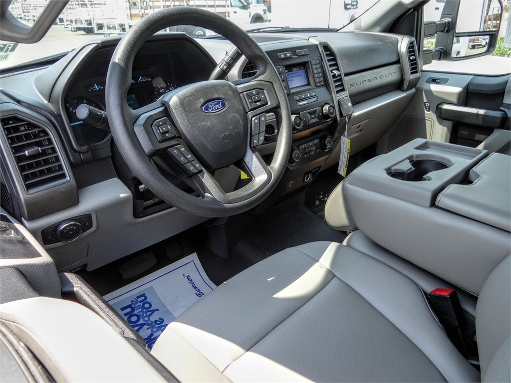 2020 Ford F-550 Regular Cab DRW 4x2, Scelzi Signature Crane Body #FL2925 - photo 8