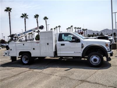 2020 Ford F-550 Regular Cab DRW 4x2, Scelzi Signature Crane Body #FL2925 - photo 5