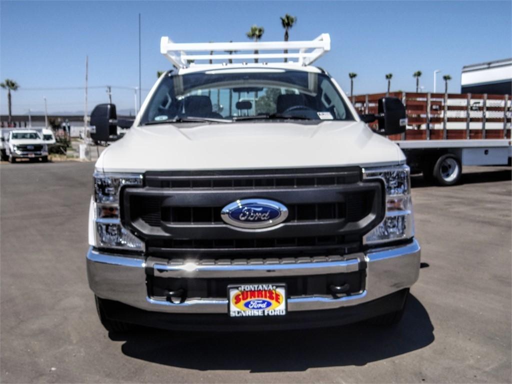 2020 Ford F-350 Super Cab 4x2, Scelzi Signature Service Body #FL2928 - photo 7