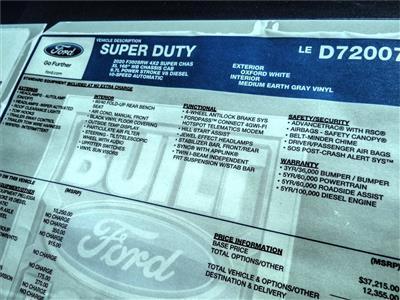 2020 Ford F-350 Super Cab 4x2, Scelzi Signature Service Body #FL2928 - photo 11