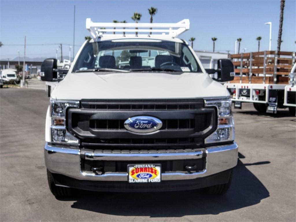 2020 Ford F-350 Super Cab 4x2, Scelzi Signature Service Body #FL2929 - photo 7