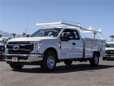 2020 Ford F-350 Super Cab 4x2, Scelzi Signature Service Body #FL2929 - photo 1