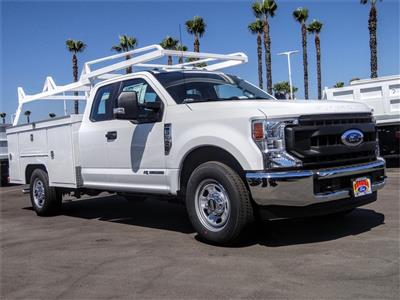 2020 Ford F-350 Super Cab 4x2, Scelzi Signature Service Body #FL2929 - photo 6
