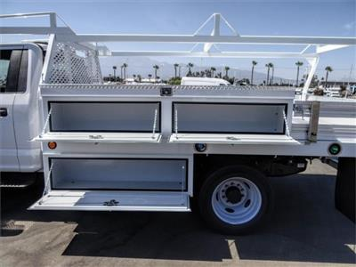 2020 Ford F-550 Regular Cab DRW 4x2, Scelzi CTFB Contractor Body #FL2935 - photo 9