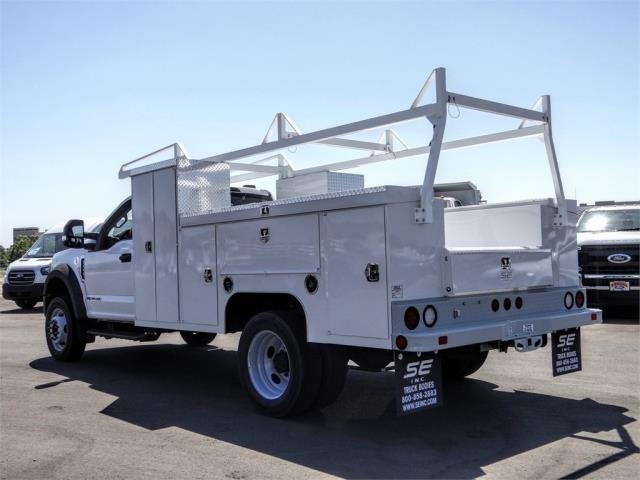 2020 Ford F-550 Regular Cab DRW 4x2, Scelzi Service Body #FL2936 - photo 1
