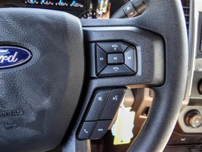 2020 Ford F-550 Regular Cab DRW 4x2, Scelzi WFB Flatbed #FL2936 - photo 12