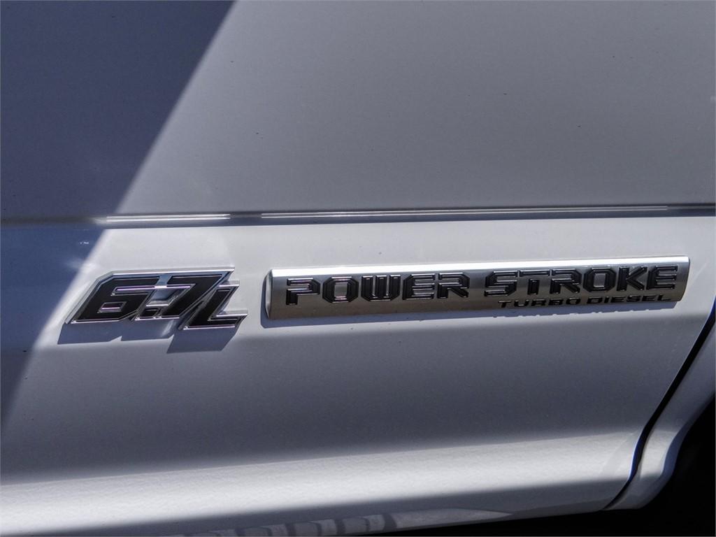 2020 Ford F-550 Regular Cab DRW 4x2, Scelzi WFB Stake Bed #FL2938 - photo 11
