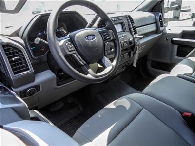 2020 Ford F-550 Regular Cab DRW 4x2, Scelzi WFB Stake Bed #FL2938 - photo 8