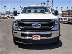 2020 Ford F-550 Regular Cab DRW 4x2, Scelzi WFB Stake Bed #FL2938 - photo 7
