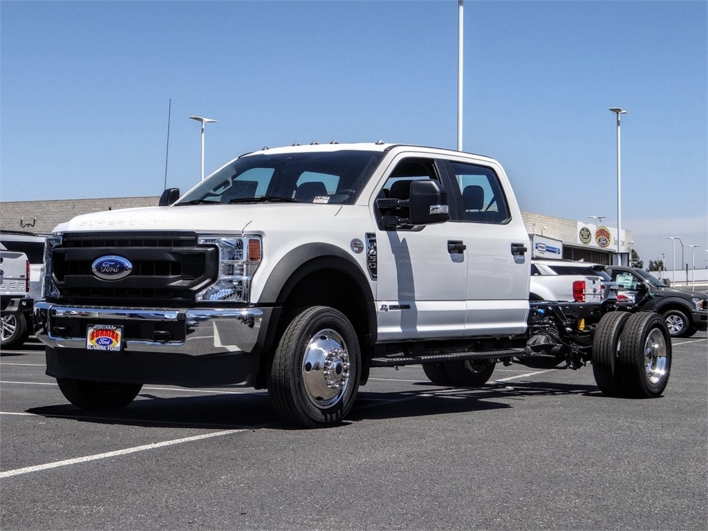 2020 Ford F-450 Crew Cab DRW 4x2, Cab Chassis #FL2942 - photo 1