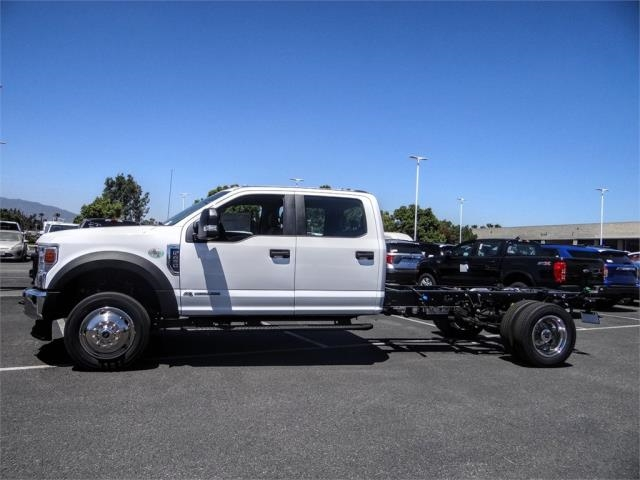 2020 Ford F-450 Crew Cab DRW 4x2, Cab Chassis #FL2942 - photo 3