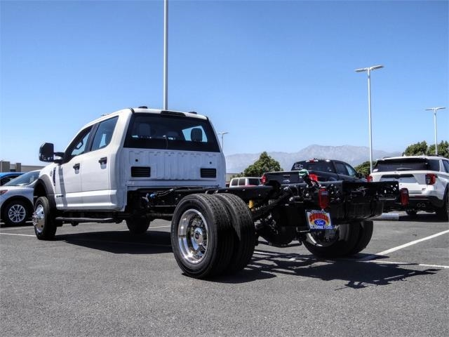 2020 Ford F-450 Crew Cab DRW 4x2, Cab Chassis #FL2942 - photo 2