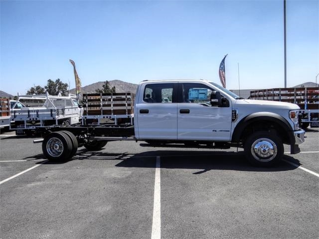 2020 Ford F-450 Crew Cab DRW 4x2, Cab Chassis #FL2942 - photo 5
