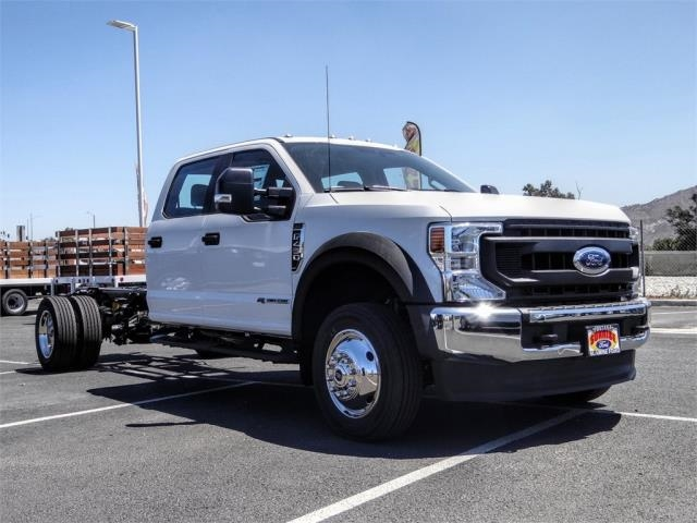 2020 Ford F-450 Crew Cab DRW 4x2, Cab Chassis #FL2942 - photo 6