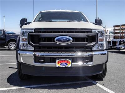 2020 Ford F-450 Crew Cab DRW 4x2, Cab Chassis #FL2942 - photo 7