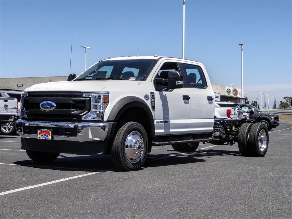 2020 Ford F-450 Crew Cab DRW 4x2, Cab Chassis #FL2944 - photo 1