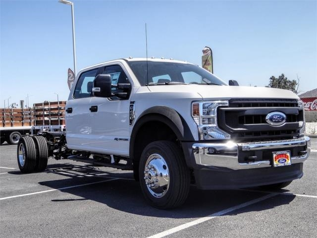 2020 Ford F-450 Crew Cab DRW 4x2, Cab Chassis #FL2944 - photo 6