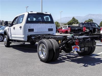 2020 Ford F-450 Crew Cab DRW 4x2, Cab Chassis #FL2944 - photo 2