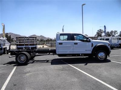 2020 Ford F-450 Crew Cab DRW 4x2, Cab Chassis #FL2944 - photo 5