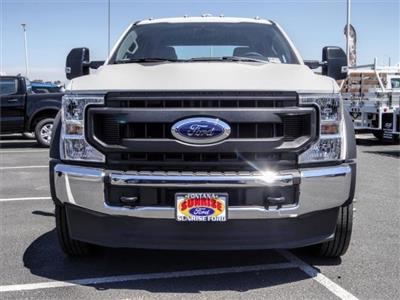 2020 Ford F-450 Crew Cab DRW 4x2, Cab Chassis #FL2944 - photo 7
