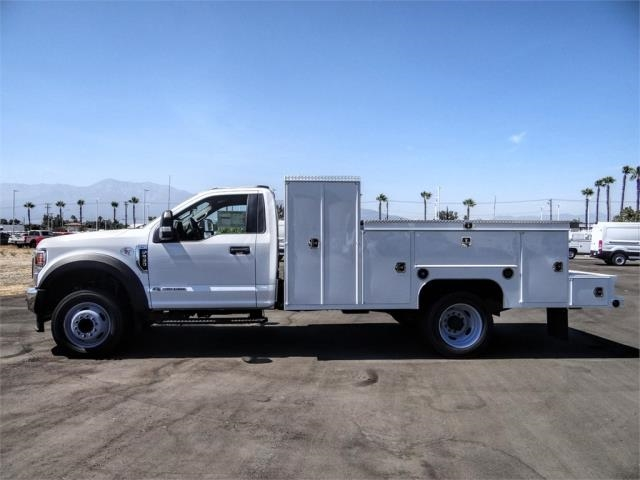 2020 Ford F-550 Regular Cab DRW 4x2, Scelzi Signature Service Body #FL2993 - photo 3