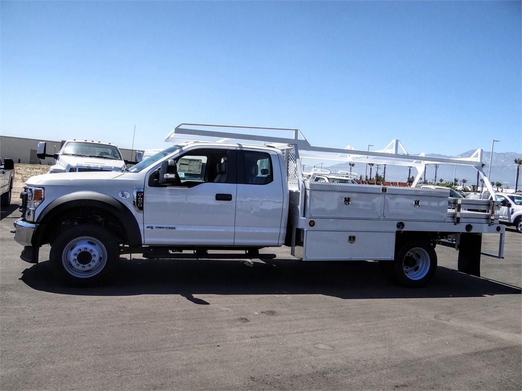2020 Ford F-450 Super Cab DRW 4x2, Scelzi CTFB Contractor Body #FL2994 - photo 3