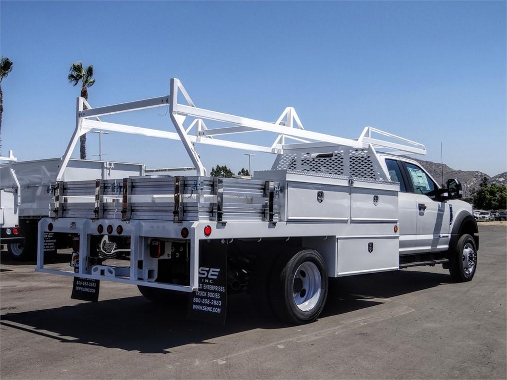 2020 Ford F-450 Super Cab DRW 4x2, Scelzi CTFB Contractor Body #FL2994 - photo 4