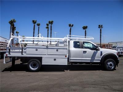 2020 Ford F-450 Super Cab DRW 4x2, Scelzi CTFB Contractor Body #FL2994 - photo 5