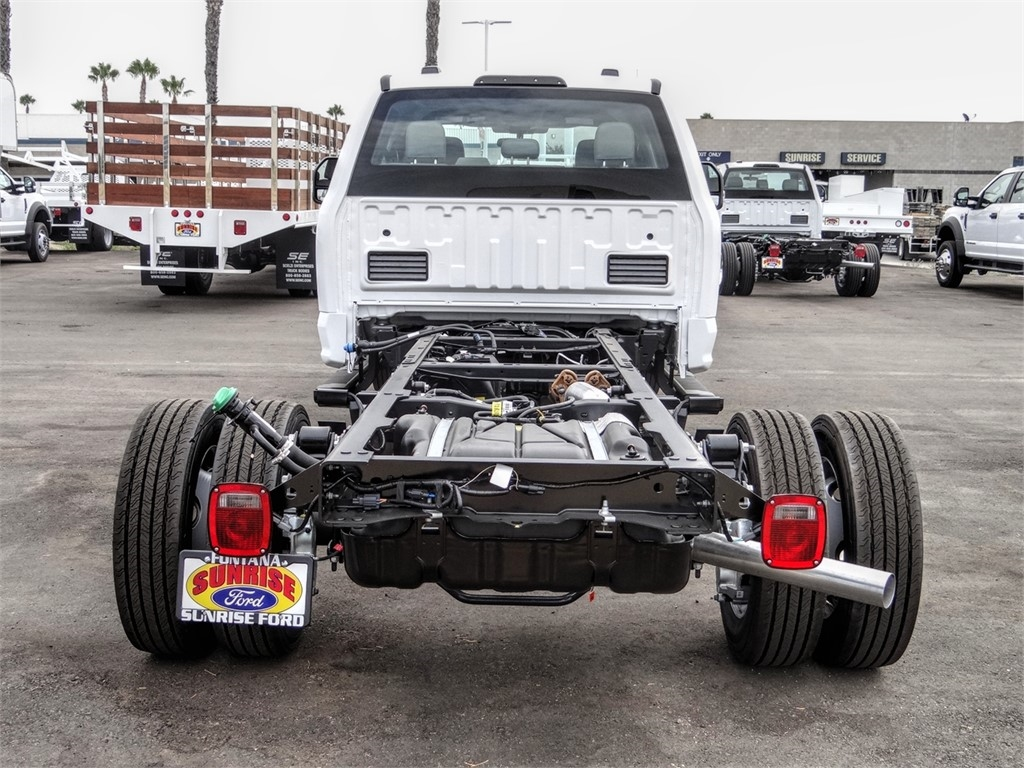 2020 Ford F-450 Crew Cab DRW 4x2, Cab Chassis #FL2997 - photo 11