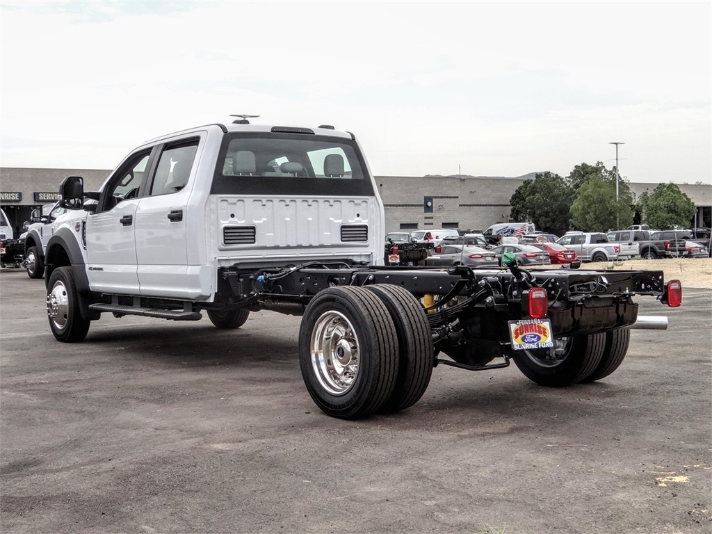 2020 Ford F-450 Crew Cab DRW 4x2, Cab Chassis #FL2997 - photo 2