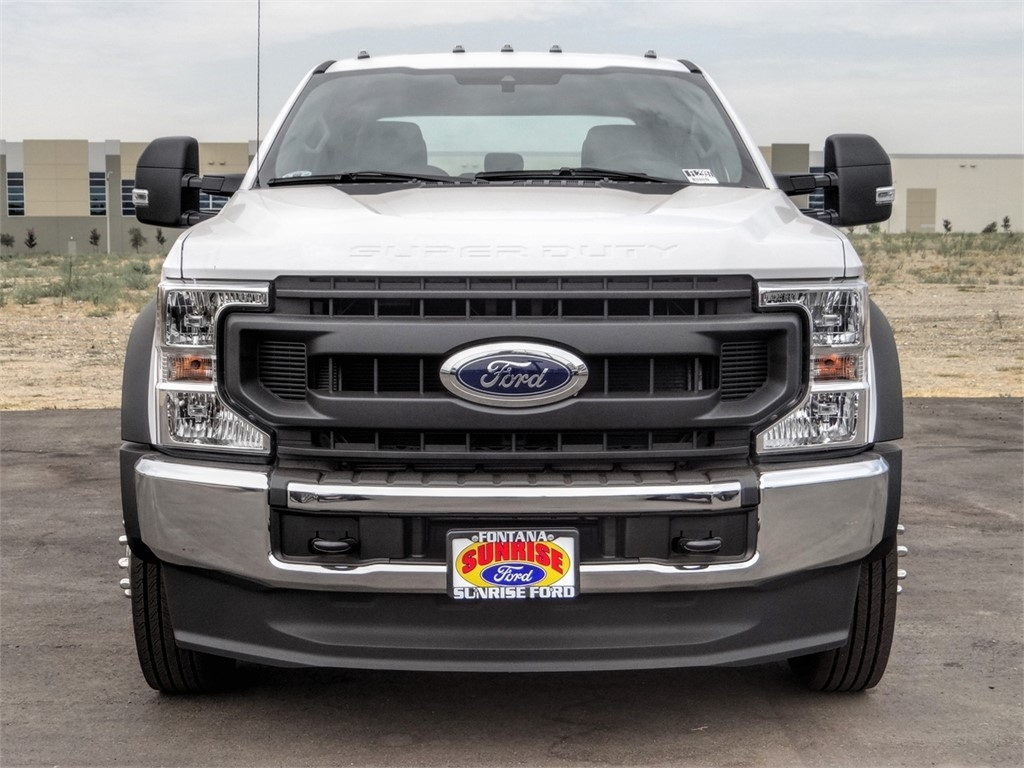 2020 Ford F-450 Crew Cab DRW 4x2, Cab Chassis #FL2997 - photo 7